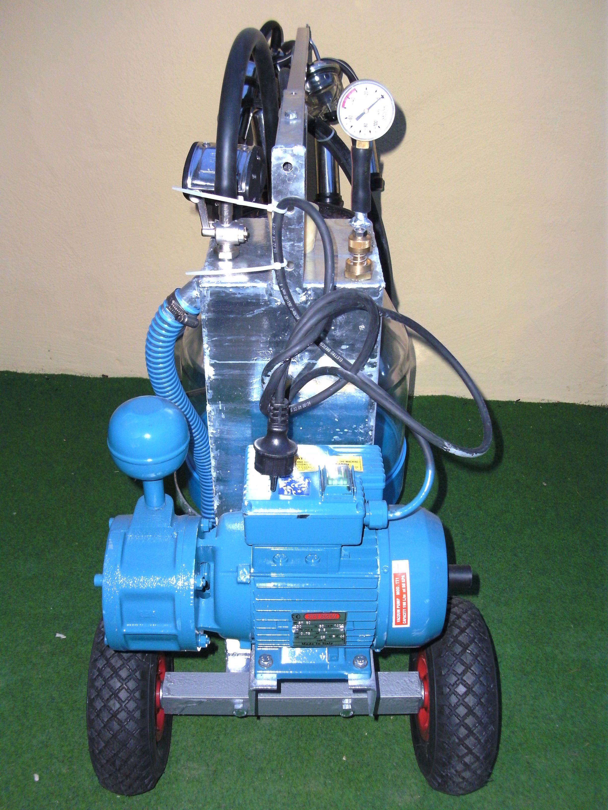 Sie melkmaschine für Landwirtschaftliche Vorräte